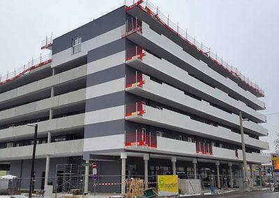 Wohnbauprojekt Alte Poststraße, Graz