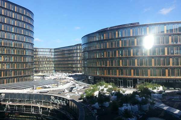 Erste Campus – ÖBA, Kostenmanagement, Vergabeverfahren, Wien