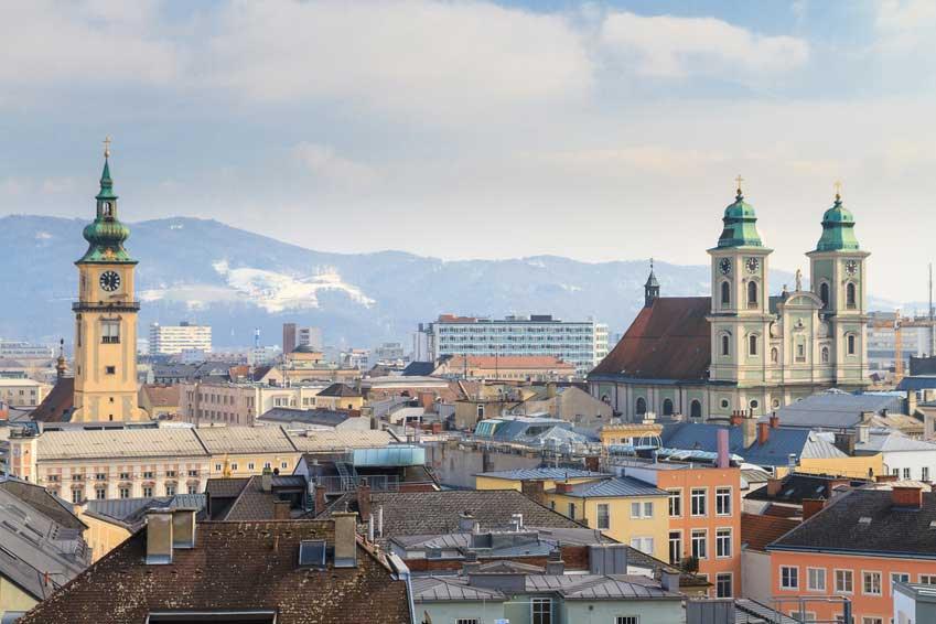 Hochhaus Grüne Mitte – Linz