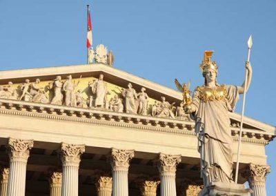 Sanierung Parlament – Betreuung des Vergabeverfahrens, Wien