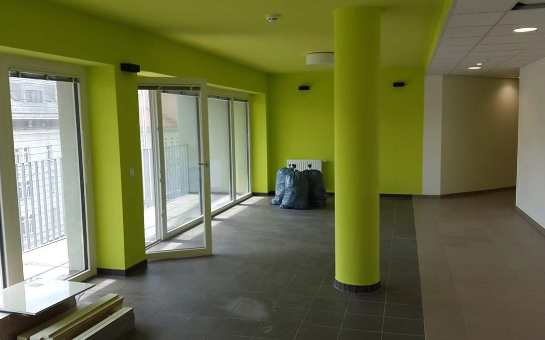 TDD – Studentenwohnheim, Wien