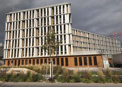 Seepark Campus West, Wien