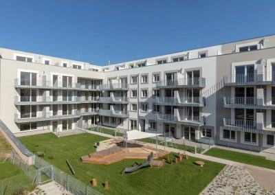 Wohnbauprojekt Maximilianstrasse / Kerensstrasse, St. Pölten