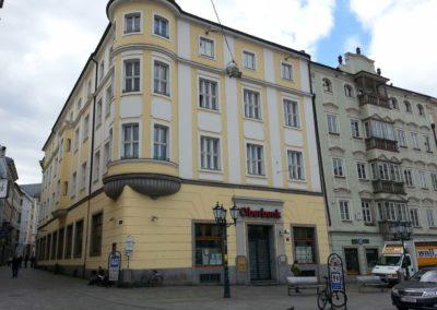 Technische Due Diligence für ein Altstadtgebäude –  Linz